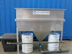 Enviroconcepts, Oil Water Separators, Hydrocarbon