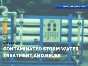 Stormwater, storm water, enviro concepts