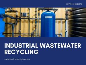 Industrial Wastewater Recycling, Water Recycling
