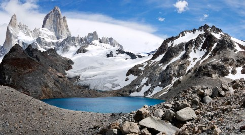 Monte Fitzroy, Glacier National Park, Argentinian Patagonia