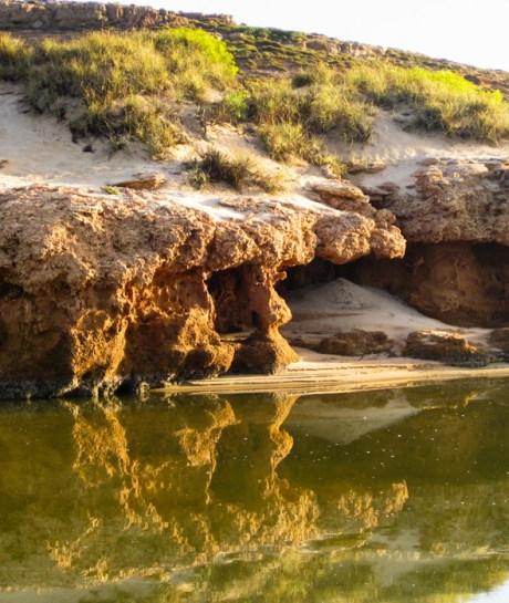 Biggada Creek, Barrow Island