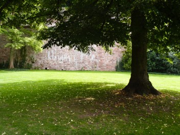Heidelberger Castle Gardens, Germany