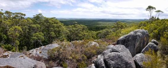 Mt Pingerup, D'Entrecasteaux National Park