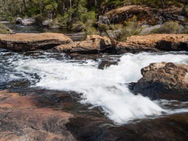 Rapids, Wellington National Park