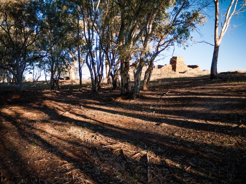 Appealinna Ruins, Flinders Ranges, South Australia