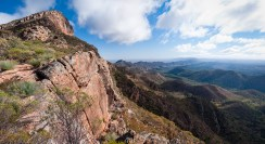 Mary Peak, Flinders Ranges, South Australia