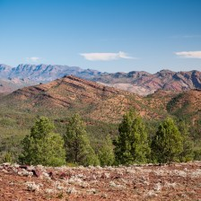 Red Hill, Flinders Ranges, South Australia