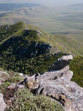 Surrounding Landscape, Toolbrunup Peak, Stirling Range National Park
