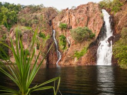 Wangi Falls, Litchfield National Park, Northern Territory