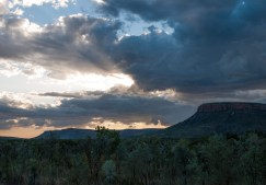 Cockburn Ranges at Sunset, Kimberleys, Western Australia
