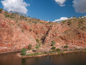 Explosion Hole, El Questro Station, Kimberleys, Western Australia