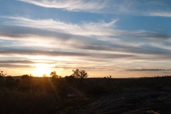 Abyssinia Rock, Darling Range, Western Australia