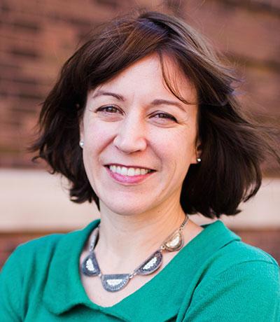 Portrait: Bonnie Keeler