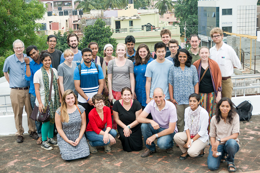 Acara class in India 2015