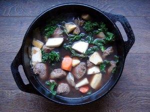 a pot of stew called booya