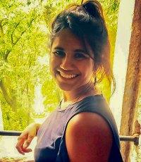 Portrait: Divya Ghosh