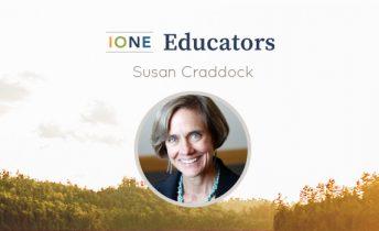 Susan Craddock smiling in a portrait