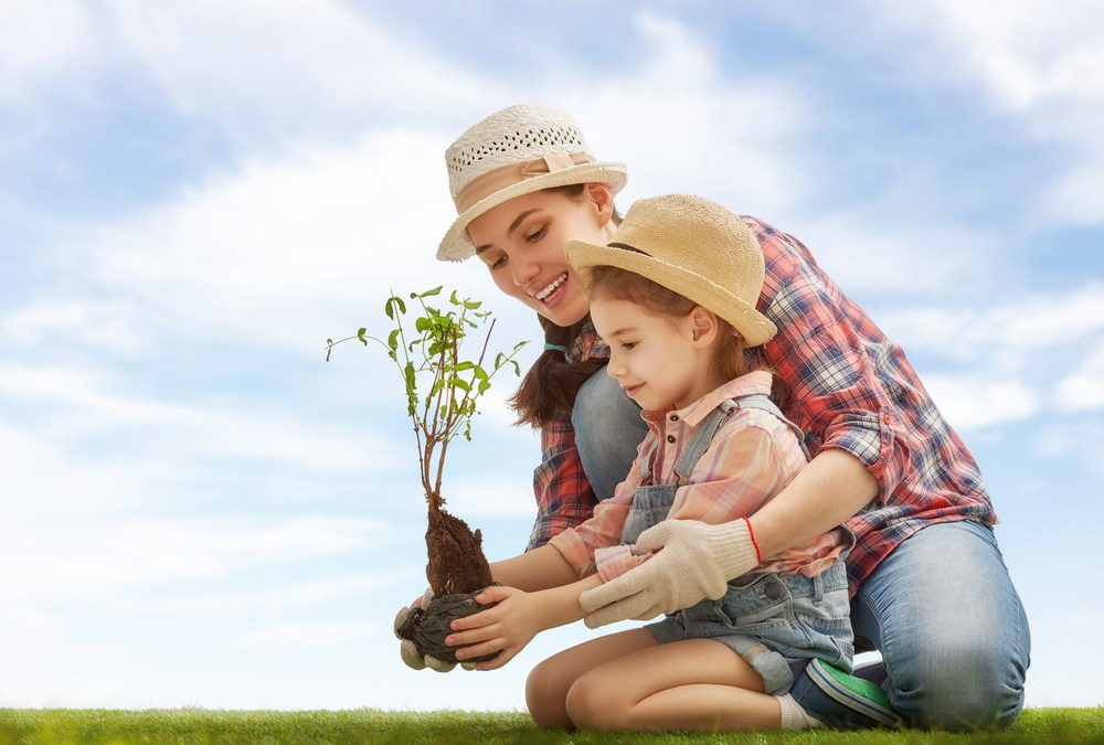 Five Ways to Celebrate Earth Day With Your Children