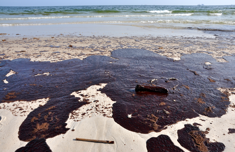 Oil Spill Contaminates 100 Miles of Israeli Coastline