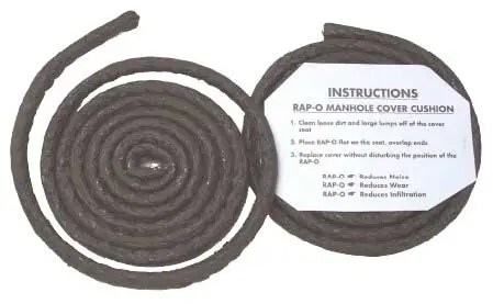 Rap-O Manhole Cushion