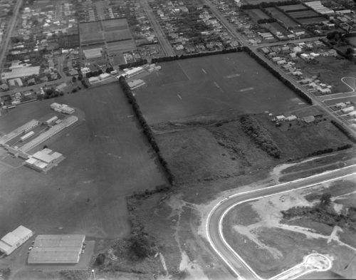 Aerial view of Avondale College and Avondale Intermediate School