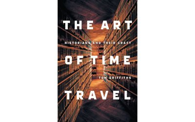 Tom Griffiths wins Ernest Scott Prize for The Art of Time Travel