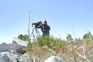 surveying with Hugo