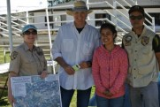 Amanda, Rick, Stephanie, and I