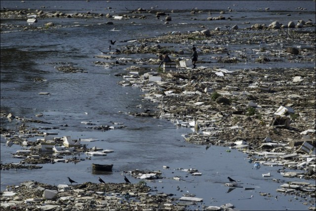 15 Main Causes of Water Pollution