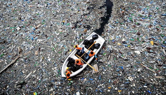 Image result for plastic pollution ocean