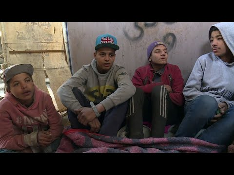 Egypt: The Plight Of Cairo's Street Children