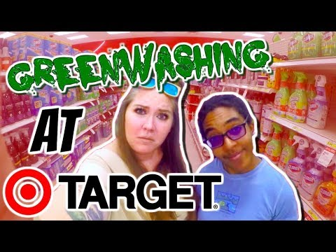 Which Brands Are Green Washing On Target Shelves???