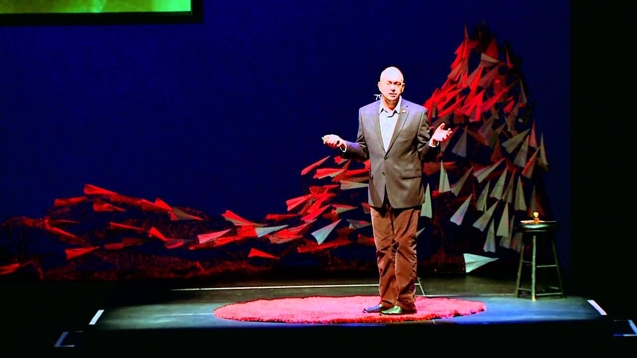 No Bees, No Food: John Miller At TEDxUNC