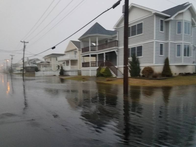 Pre-holiday storm leaves 10,000 without power in NJ