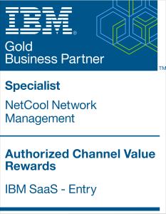 Envisage Solutions - Gold Business Partner, Specialist Netcool Network Management