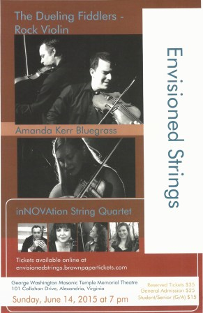 Envisioned Strings