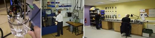service repair and calibration