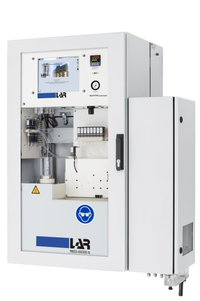 LAR process analysers