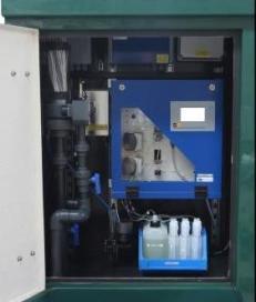 ortho phosphate monitoring