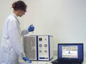 COD analysis using high temp oxidisation