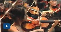Primer concierto de la temporada 2011. Orquesta Sinfónica de la Universidad EAFIT.