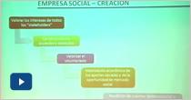 """""""Empresarismo social"""". El emprendimiento para el bienestar de la comunidad"""