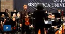 VIII Concierto de la temporada 2009 de la Orquesta Sinfónica Eafit