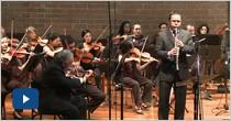 VII Concierto de temporada 2012.  La Orquesta junto a Jóvenes Talentos