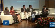 Foro Hacia un nuevo modelo de salud para los colombianos