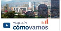 Evolución de la calidad de vida de Medellín durante 2012