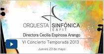 VI Concierto de Temporada 2013