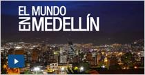 El mundo en Medellín: México