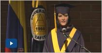 Grados de Posgrados Universidad EAFIT 11 de Diciembre 2013