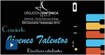 XVIII Concierto Temporada 2013